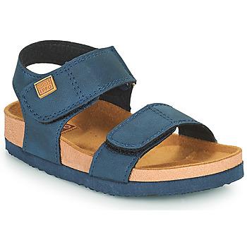 Chaussures Garçon Sandales et Nu-pieds Gioseppo BAELEN Marine