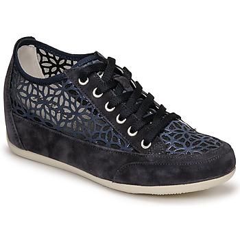 Chaussures Femme Baskets basses IgI&CO ANINOMA Bleu