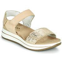 Chaussures Femme Sandales et Nu-pieds IgI&CO FRAPLA Doré