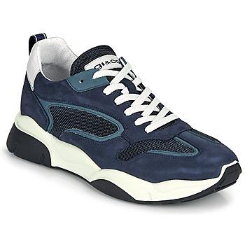 Chaussures Homme Baskets basses IgI&CO COQUELIA Bleu