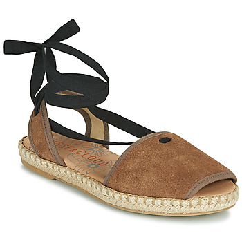 Chaussures Femme Espadrilles Musse & Cloud ONDARA Taupe