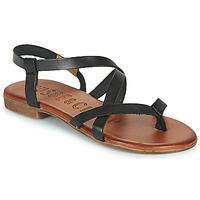 Chaussures Femme Sandales et Nu-pieds Musse & Cloud ESTELA Noir