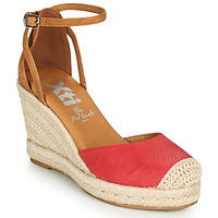 Chaussures Femme Espadrilles Xti NINA Rouge