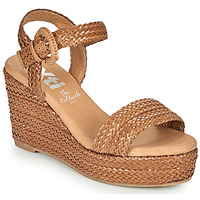 Chaussures Femme Sandales et Nu-pieds Xti CRAMA Cognac