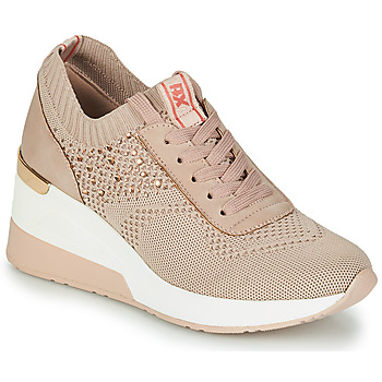 Chaussures Femme Baskets basses Xti ROSSA Rose