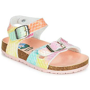 Chaussures Fille Sandales et Nu-pieds Pablosky MULTI Multicolore