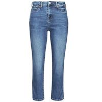 Vêtements Femme Jeans slim Pepe jeans DION 7/8 Bleu Medium Hf8