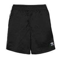Vêtements Femme Shorts / Bermudas adidas Originals SATIN SHORTS Noir