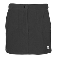 Vêtements Femme Jupes adidas Originals FLEECE SKIRT Noir