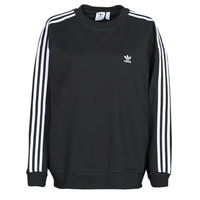 Vêtements Femme Sweats adidas Originals OS SWEATSHIRT Noir