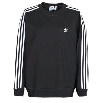 Vêtements Femme Sweats adidas Originals OS SWEATSHIRT Noir