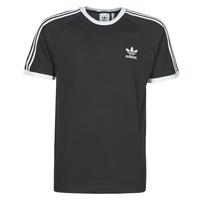Vêtements Homme T-shirts manches courtes adidas Originals 3-STRIPES TEE Noir