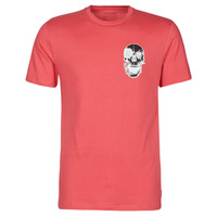 Vêtements Homme T-shirts manches courtes Volcom FORTIFEM FA SS Rouge