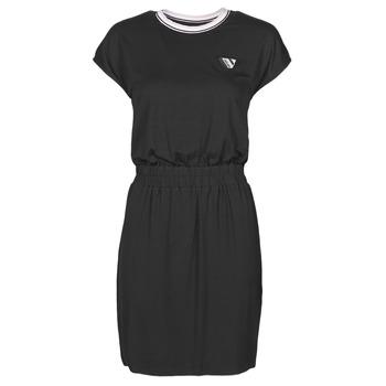Vêtements Femme Robes courtes Volcom SIIYA DRESS Noir