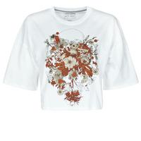 Vêtements Femme T-shirts manches courtes Volcom FA FORTIFEM TEE Blanc