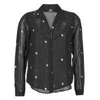 Vêtements Femme Tops / Blouses Le Temps des Cerises RUSSELA BLACK