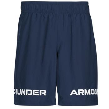 Vêtements Homme Shorts / Bermudas Under Armour UA WOVEN GRAPHIC WM SHORT Bleu