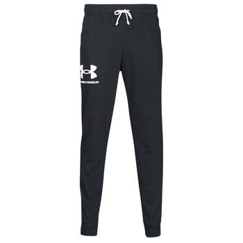 Vêtements Homme Pantalons de survêtement Under Armour UA RIVAL TERRY JOGGER Noir