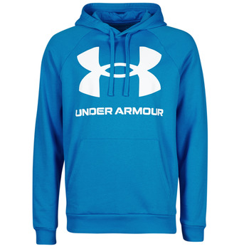 Vêtements Homme Sweats Under Armour UA RIVAL FLEECE BIG LOGO HD Bleu
