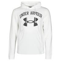 Vêtements Homme Sweats Under Armour UA RIVAL FLEECE BIG LOGO HD Blanc