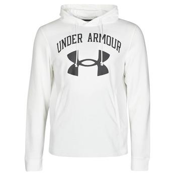 Vêtements Homme Sweats Under Armour UA RIVAL FLEECE BIG LOGO HD Blanc