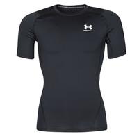 Vêtements Homme T-shirts manches courtes Under Armour UA HG ARMOUR COMP SS Noir