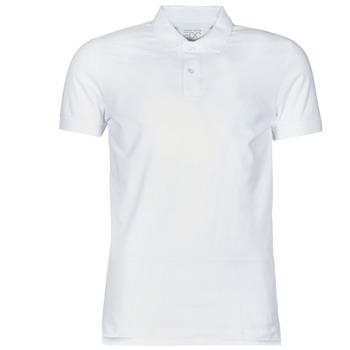 Vêtements Homme Polos manches courtes Esprit COO N PI PO SS Blanc