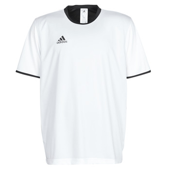Vêtements Homme T-shirts manches courtes adidas Performance TAN REV JSY Blanc