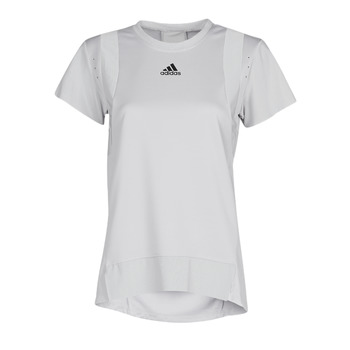 Vêtements Femme T-shirts manches courtes adidas Performance TRNG TEE H.RDY Gris