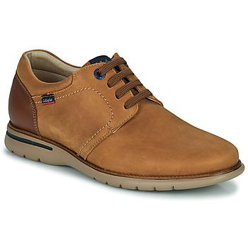 Chaussures Homme Derbies CallagHan PARKLINE Marron