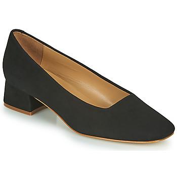 Chaussures Femme Ballerines / babies JB Martin CATEL Noir