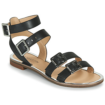 Chaussures Femme Sandales et Nu-pieds JB Martin 1GAPI Noir