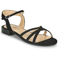 Chaussures Femme Sandales et Nu-pieds JB Martin BAOLI Noir