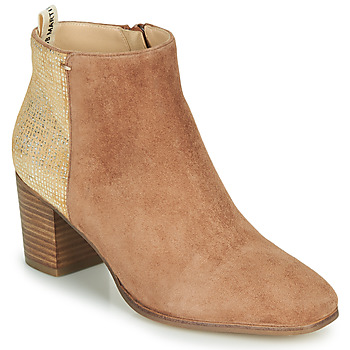 Chaussures Fille Bottes ville JB Martin 1LILOSI Marron
