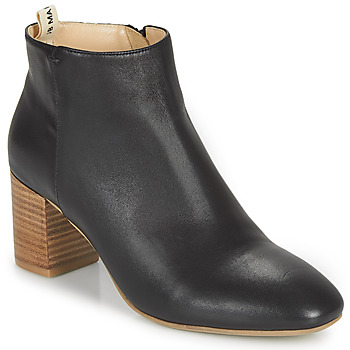 Chaussures Fille Bottes ville JB Martin 3ALIZE Noir