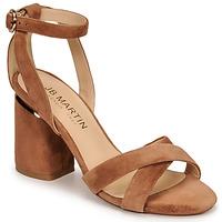 Chaussures Femme Sandales et Nu-pieds JB Martin KIMOE Marron