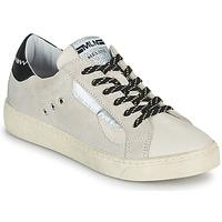 Chaussures Femme Baskets basses Meline CAR139 Beige / Noir