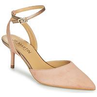 Chaussures Fille Sandales et Nu-pieds JB Martin TWISTO Marron