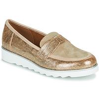 Chaussures Femme Mocassins Sweet BETOUN Doré