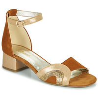 Chaussures Femme Sandales et Nu-pieds Sweet CHINOS Camel