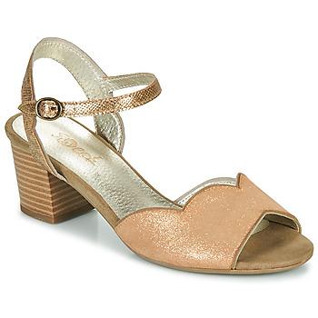 Chaussures Femme Sandales et Nu-pieds Sweet GOLFE Doré