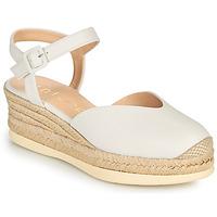 Chaussures Femme Sandales et Nu-pieds Unisa CEINOS Blanc