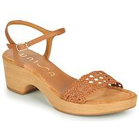 Chaussures Femme Sandales et Nu-pieds Unisa ILOBI Camel
