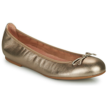 Chaussures Femme Ballerines / babies Unisa ACOR Champagne