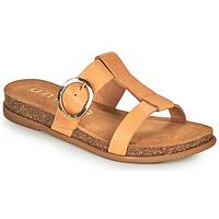 Chaussures Femme Mules Unisa CIVETA Camel