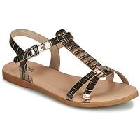 Chaussures Fille Sandales et Nu-pieds Citrouille et Compagnie NEW 14 Marron