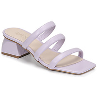 Chaussures Femme Mules Fericelli TIBET Violet