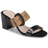 Chaussures Femme Mules Fericelli MARCO Noir