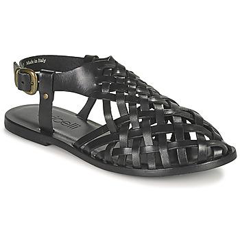 Chaussures Femme Sandales et Nu-pieds Fericelli ONUOVO Noir