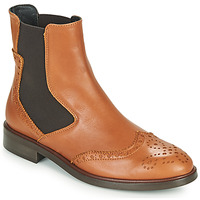 Chaussures Femme Boots Fericelli CRISTAL Camel